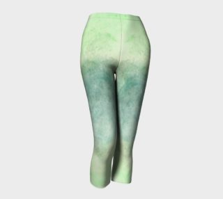 Green Dimension Flower Capris preview