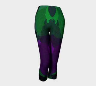 Aperçu de Purple, Green and Black Camo