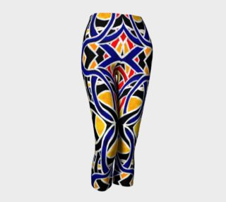 Incan Maze Capris preview