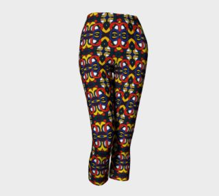 Tribal Motif Capris preview