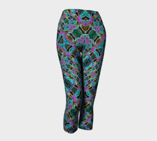 Peace Stained Glass Capris III preview