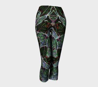 Frosted Autumn Leaves Capris preview