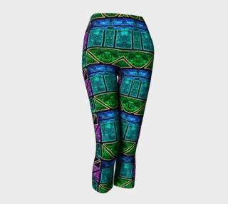 Charlevoix Stained Glass Capris preview