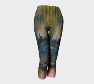 emerging forest capris preview