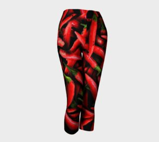 Red Chili Peppers Capris preview