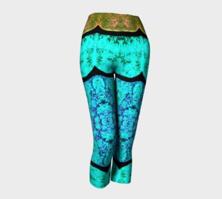 Nostalgia Stained Glass Capris preview
