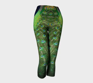 Peacock Wheel Capris preview