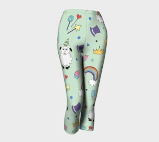 Ewe Are So Cute - Capris by Danita Lyn preview