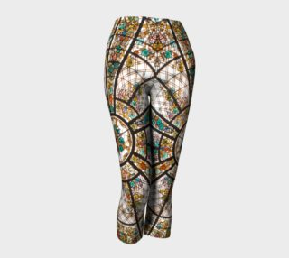 Stained glass capri preview