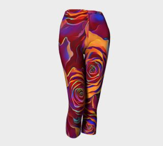 Why Not Roses Capris preview