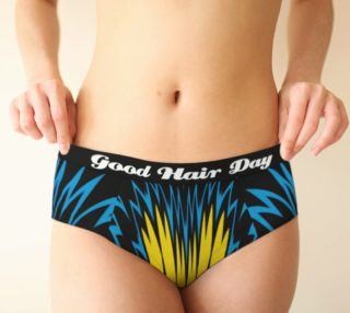 Good Hair Day - Cheeky Briefs aperçu