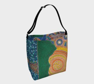 Sunset /Elephant Day Tote preview