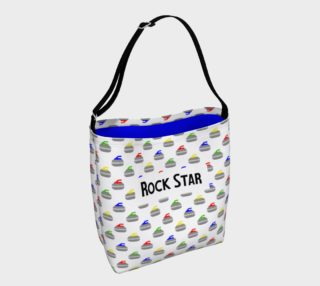 Rock Star Tote Bag preview