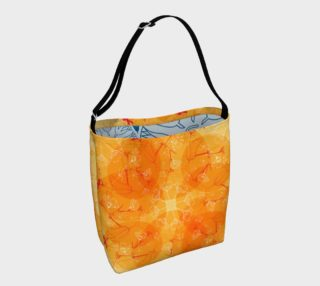 Paulus Hook citrus day bag preview