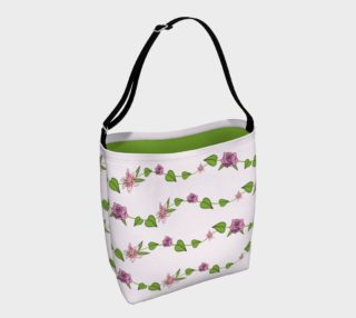 Bouquet of Flowers Tote Bag preview