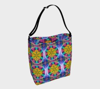 Harmonics Of Your Soul Day Tote preview