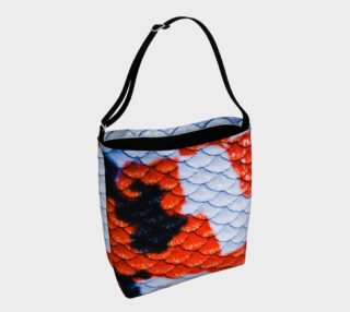 Koi Scales Day Tote preview