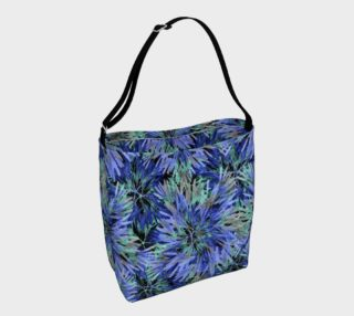 Modern Nature Print Pattern Bag preview