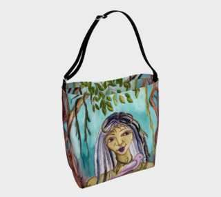 The bird lady day tote preview