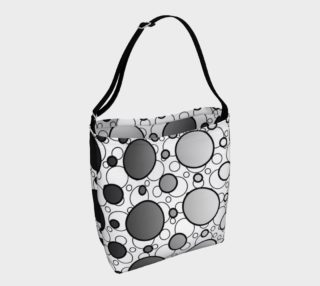 Circle Doodles Day Tote preview