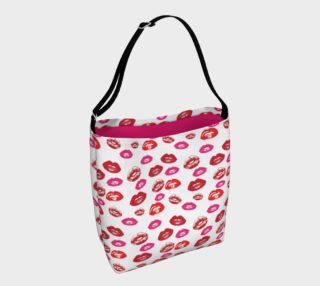 Sealed With a Kiss -  Stylish Tote Bag preview