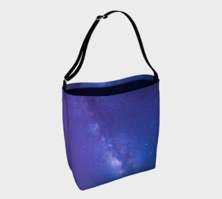 Milky Mystic Way Day Tote preview