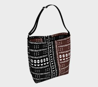 day tote mudcloth 2.5 preview