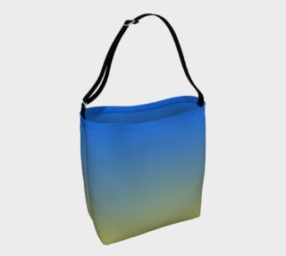 Beach Sky Day Tote Bag preview