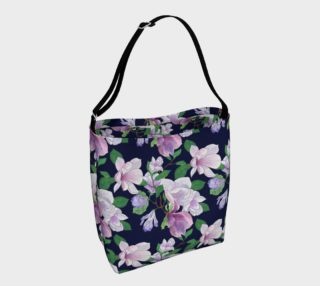 Magnolia Floral Frenzy Day Tote preview