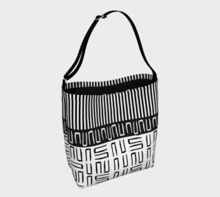 day tote mudcloth 10b preview