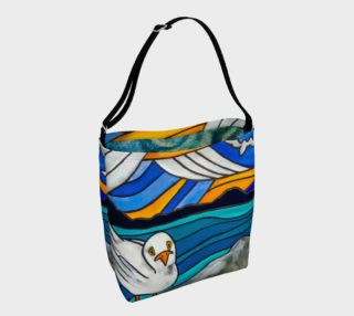 Seagull by the Sea Day Tote preview