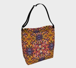 Amber Kaleidoscope Day Tote preview
