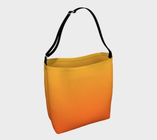 Fiery Sunset Day Tote Bag preview