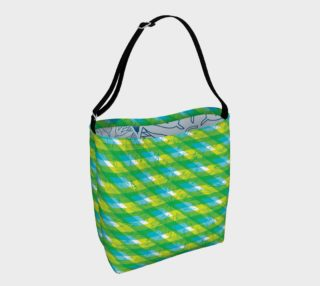 Aperçu de ampersand lattice day tote