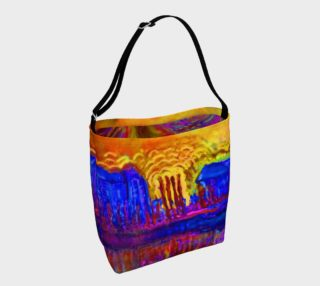 Atomic Arles Fireball Day Tote preview