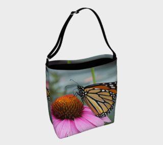 Monarch Butterfly Day Tote Bag aperçu