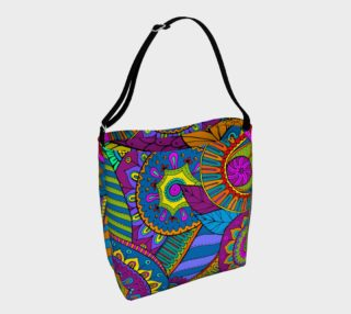 Fantasy Paisley Ornaments Pattern multicolored II preview