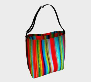 Carnivals Were Her Favorite2 - Day Tote - by Danita Lyn preview
