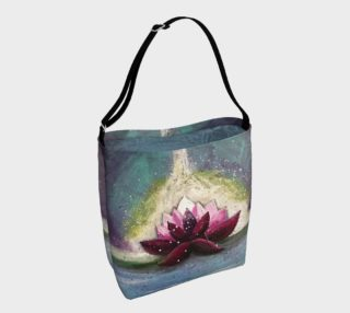 Energy Lotus Tote Bag preview