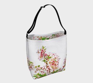 Cherry Blossom Fizz 1596-1639 Day Tote preview