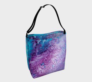 Runaway Galaxy Tote Bag preview