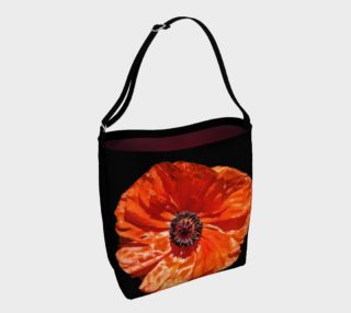 Poppy - Sunset Day Tote preview
