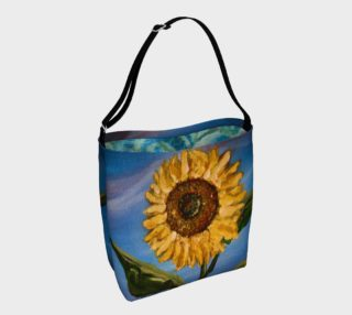Sunflower Sky Tote preview