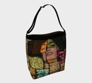 Klimt art Stylization Day Tote preview
