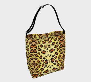 Leopard fur Day Tote preview