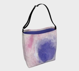 Pastel Floral Dream Day Tote preview