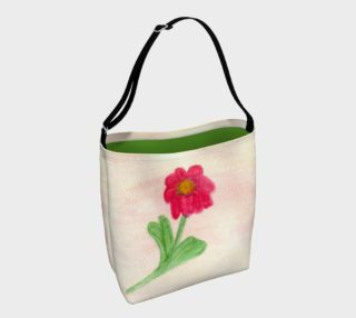 Red Daisy Day Tote preview