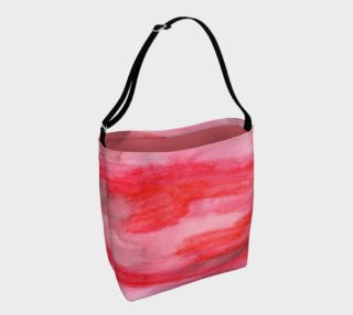 Crimson Imagery Day Tote preview