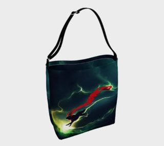 Breaking Red - Day Tote preview