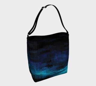 "Day Bag, Bag, ""Blue Pixel""  preview"